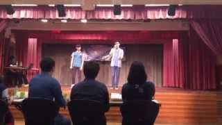 Publication Date: 2015-05-25 | Video Title: 觀塘區聯校歌唱比賽2015 - ECHOES(初賽)李俊傑、