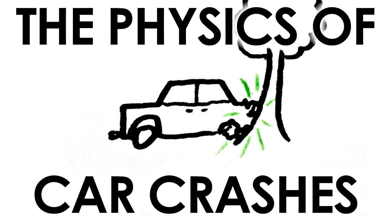 The Physics of Car Crashes - YouTube