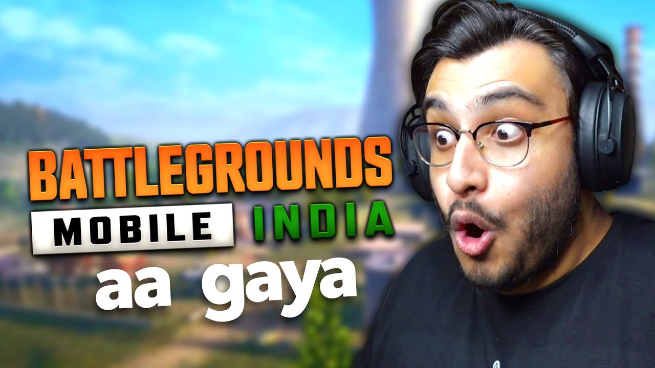 BATTLEGROUNDS MOBILE INDIA IS HERE (EARLY ACCESS) + HEROBRINE SMP | RAWKNEE