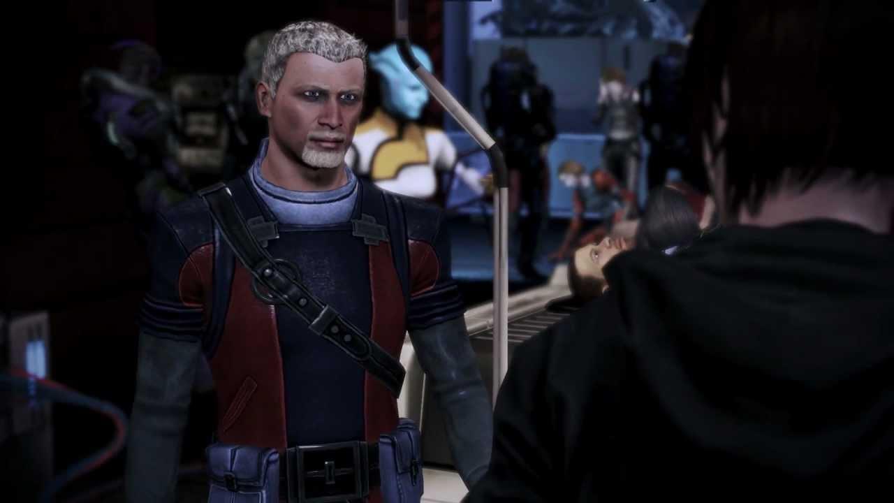 Mass Effect 3: Conrad Verner & Jenna