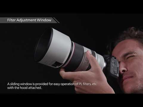 【RF 70-200mm f2.8L IS USM 望遠變焦鏡頭】震撼登場(官方影片)