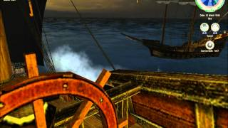 Age of Pirates Caribbean Tales Gameplay
