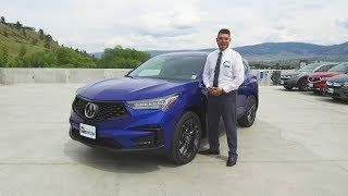 ALL NEW 2019 Acura RDX A-Spec Overview / Walkaround - Harmony Acura - Kelowna, BC