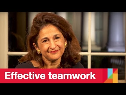 #1 Leadership insights: effective teamwork