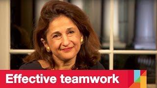 #1 Leadership insights: effective teamwork
