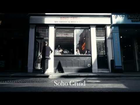 60 Second London Cafe Guide featuring Soho Grind