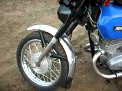 Двигатель Honda Bros 400 N925E 1992 г., б/у (00148020) - YouTube