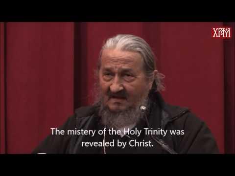 Orthodox Christian Theology - The Basic Truths