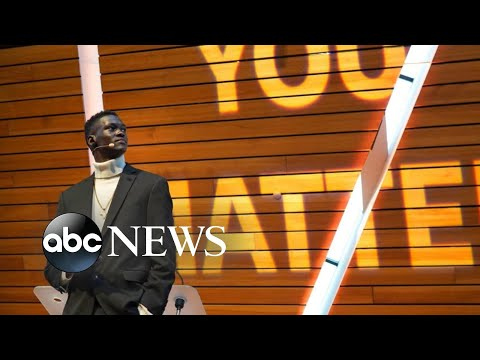 Gaming for good: Lual Mayen | ABC News Live Prime