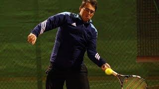 Masters: Jordan Czapski kontra Jakub Nosek