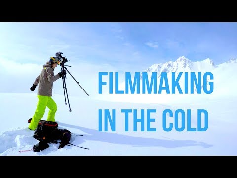 FILMMAKING IN THE COLD -25°C || Behind The Scenes Part 1 - R2 Oscars ep.2