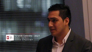 #EgresadosUCV - Fernando Celestino nos cuenta su experiencia