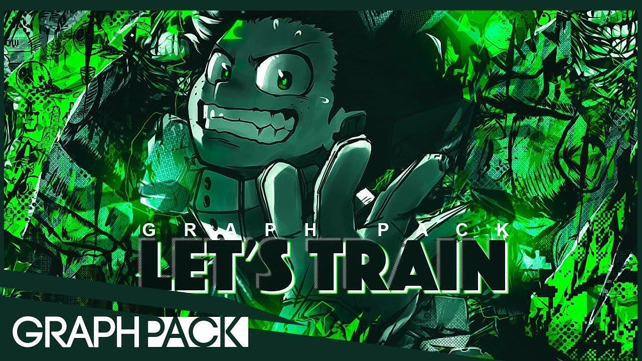 { Graph Pack }  Let's Train - SonNeiko
