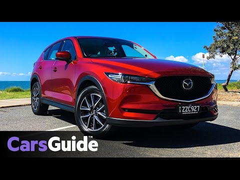 Mazda CX-5 2017 review | first drive video