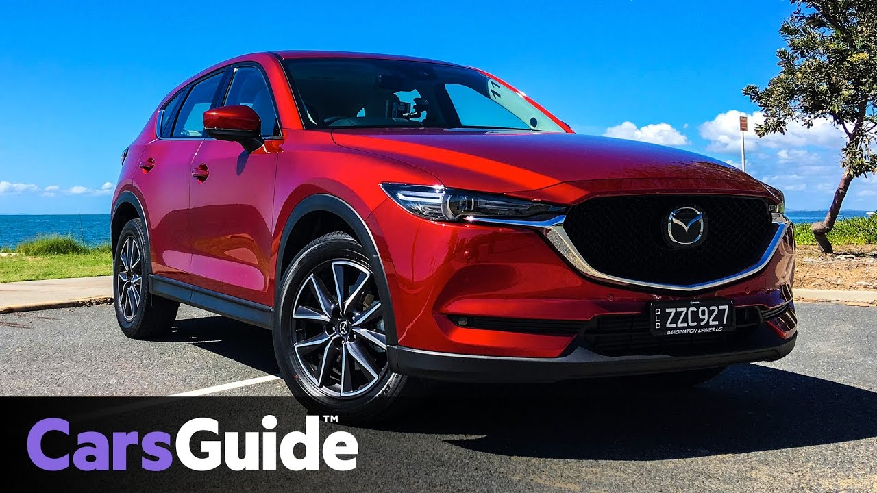 Mazda Cx 5 2017 Review First Drive Video