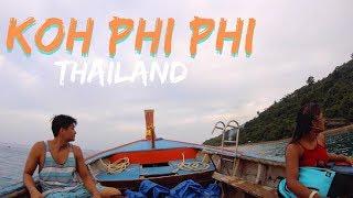 THE BEST BEACHES IN KOH PHI PHI, THAILAND