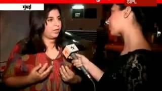 Farah Khan talks to STAR News over SRK-Kunder patch up