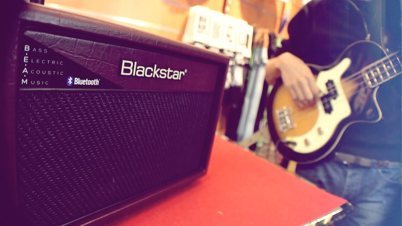 Blackstar Id Core Beam Rd Bass Youtube