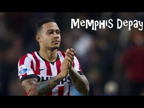 Memphis Depay ►All Goals For PSV Eindhoven   2010-2015   ᴴᴰ