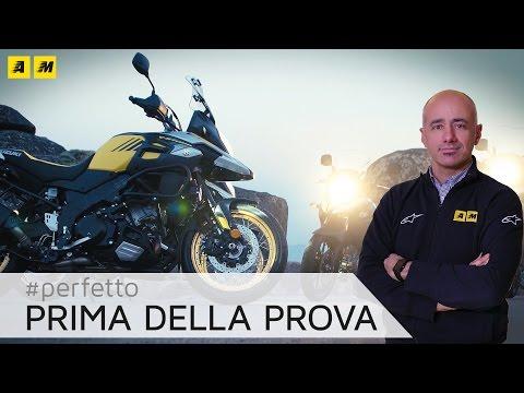 Prima della prova: Suzuki V-Strom 1000XT e V-Strom 650XT 2017