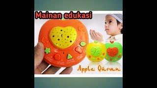 Gambar cover Apple quran  mainan edukasi anak