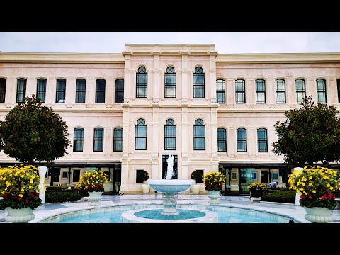 Four Seasons Istanbul at the Bosphorus: a GORGEOUS luxury hotel 🇹🇷