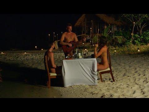 Sandra og André på naken-date