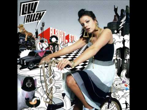 Lily Allen - Nan, you're a window shopper