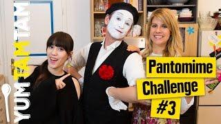 Pantomime Challenge #3 // Quark oder Frischkäse? // #yumtamtam