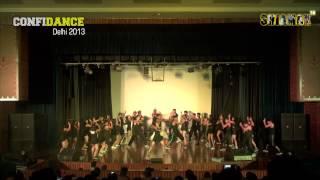 Titanium - Shiamak Confidance Show - Delhi 2013