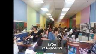 SEACRET - NAIL SOLUTION -Lyda Doan- 214-532-4629