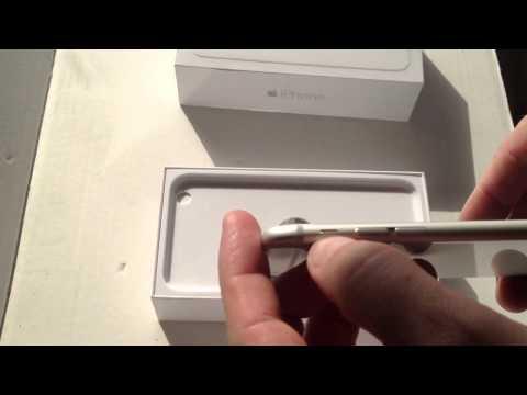 iPhone 6 plus udpakning dansk HD