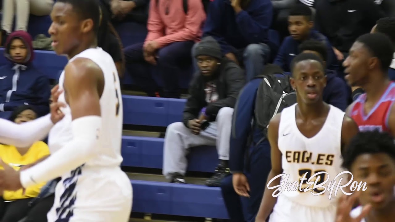 THESE FANS WERE LIVE THE WHOLE GAME!! Faith Family vs Carter Game Highlights