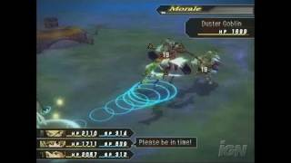 .hack//G.U. Vol.3: Redemption PlayStation 2 Gameplay -