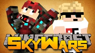 MŮJ RETARDOVANÝ SKIN! - Minecraft Mini-game: SkyWars!