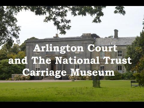 Ksenia UK. Arlington Court and The National Trust  Carriage Museum in Barnstaple, North Devon