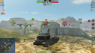 FV125B 183 - World of Tanks Blitz