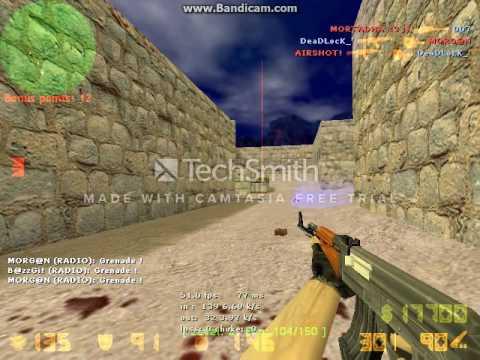 pOO- CFG cs 1 6 STEAM ( + no Steam) airshot cfg + no recoil + pure aim cfg  by BOX BOX