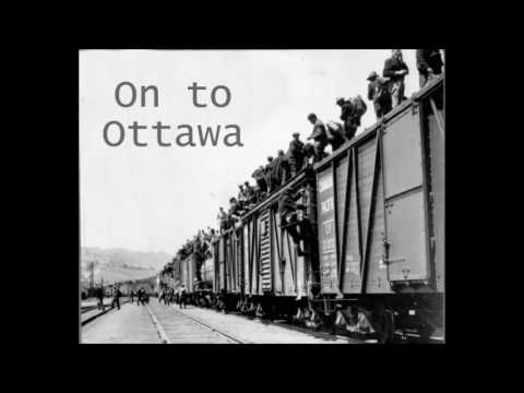 "Brook Bilney ""On To Ottawa"""