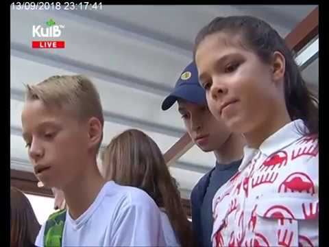 Телеканал Київ: 13.09.18 Столичні телевізійні новини 23.00