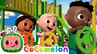 Learning Directions! |  @Cocomelon - Nursery Rhymes & Kids Songs | Learning Videos For Toddlers