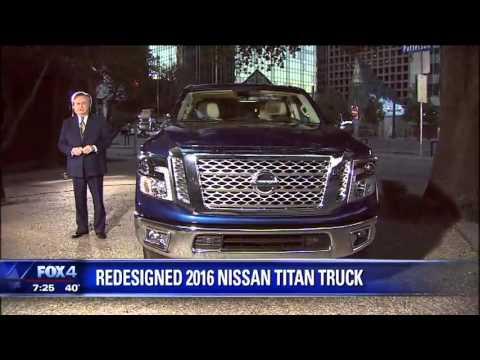 Ed Wallace Nissan Titan Youtube