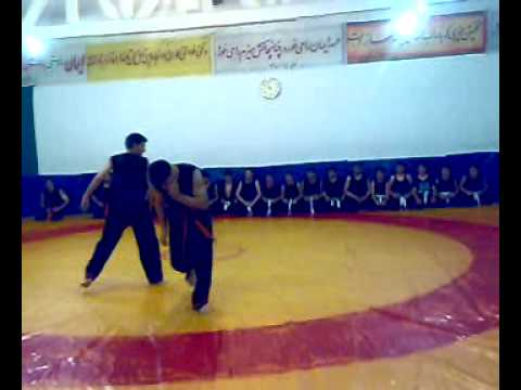 IWE , Iran Wrestling Entertainment  Wwe Painful Moves In Iran With Best Finisher+Iran WWE