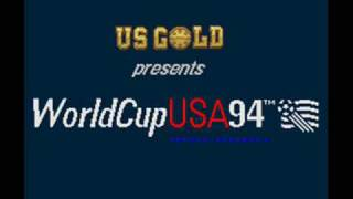 World Cup USA 94 SNES Title Music