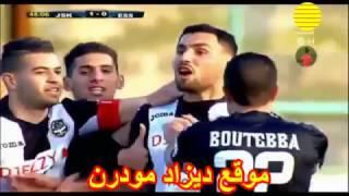 اهداف مباراة شبيبة القبائل وفاق سطيف اليوم كاملة match jsk vs ess