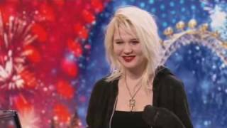 Worst auditions on Britains got talent week 6 part 2, including talking back to Simon