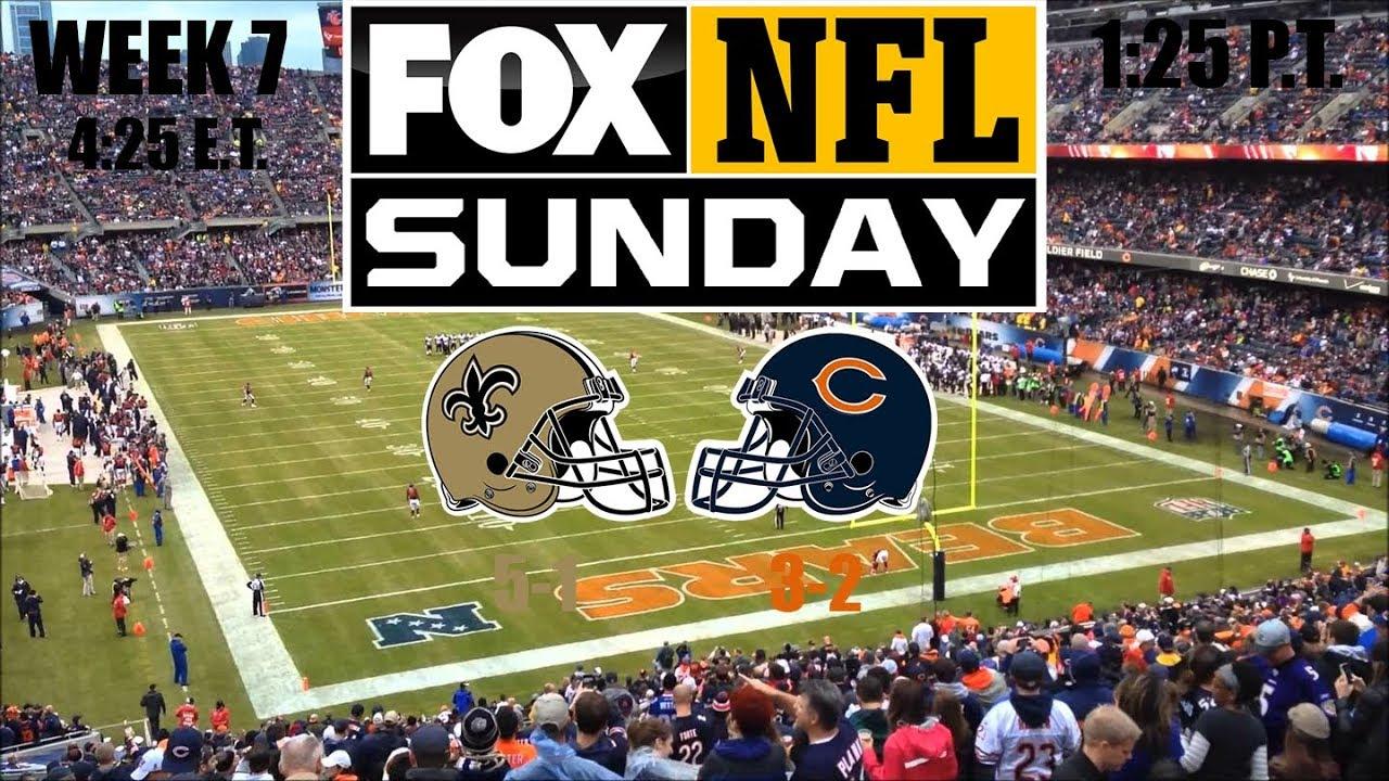 Bears vs. Saints odds, line: 2019 NFL picks, best Week 7 predictions from model on 24-15 run
