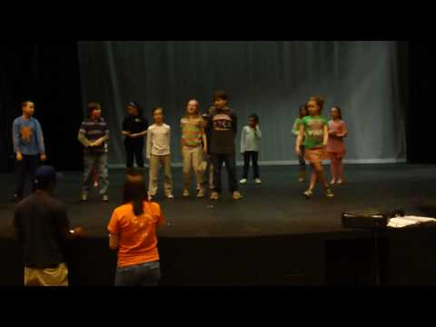 Work this out from HSM2 Jr at Harrell Theatre