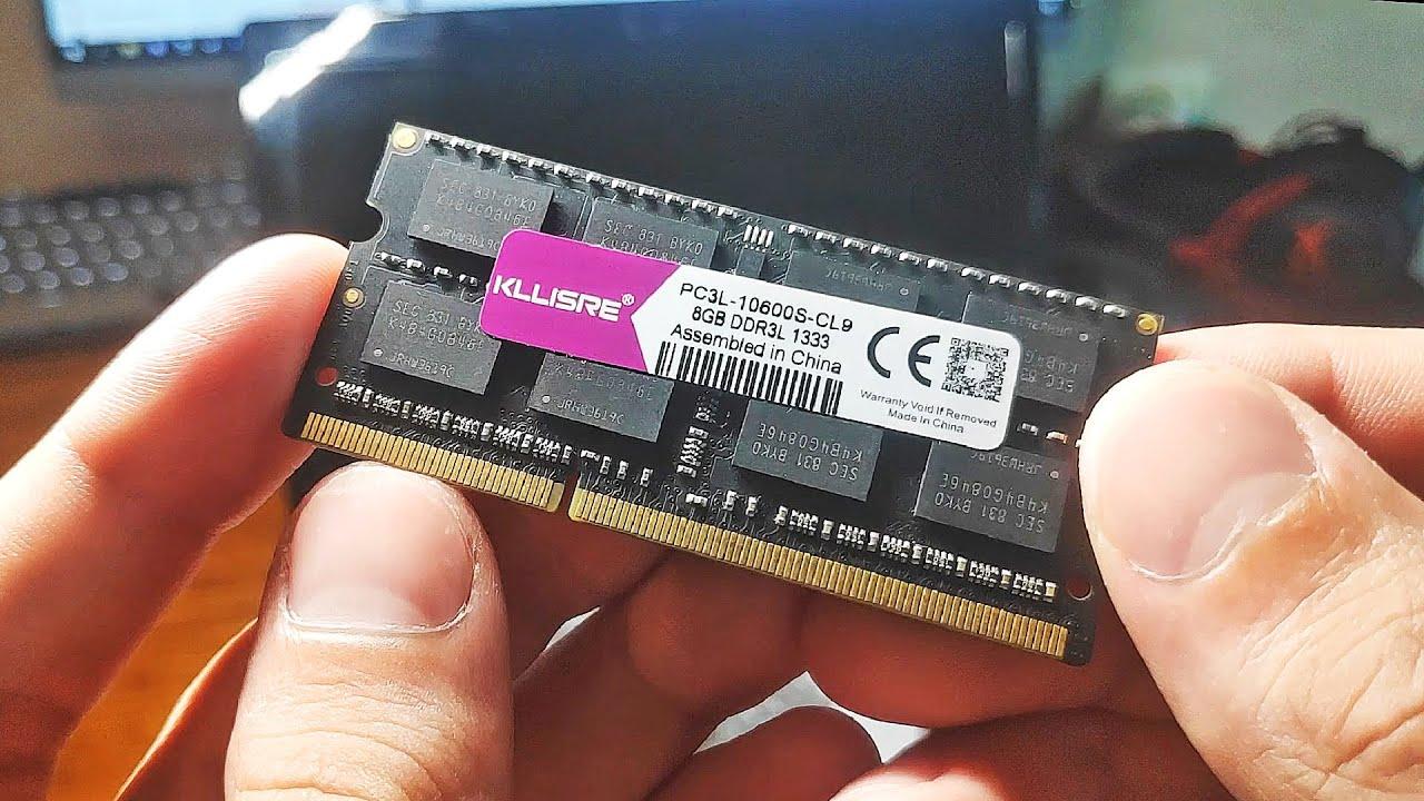 оперативная память для ноутбука как выбрать ПРАВИЛЬНО ?