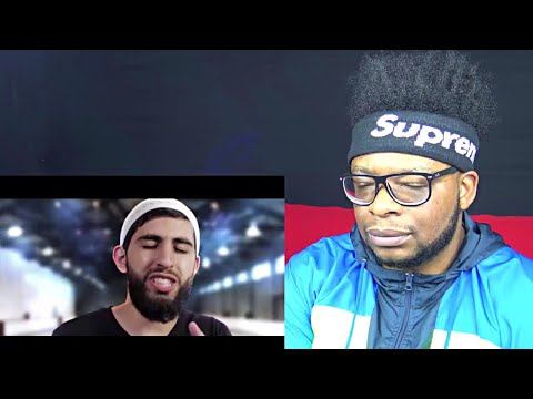 CATHOLIC REACTS TO THE MEANING OF LIFE   MUSLIM SPOKEN WORD   HD REACTION!